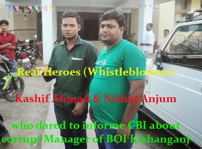 Real Heroes: Kashif & Nishat