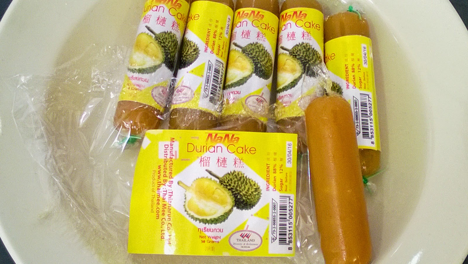 Durian Cakes Images