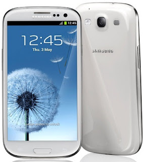 Samsung Galaxy S III available in India at price of Rs.43180