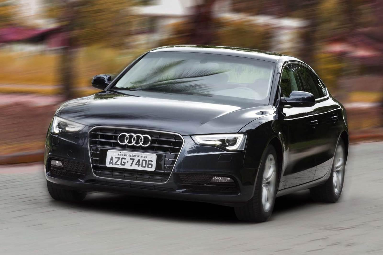 Audi - maior vendedora de carros de luxo em janeiro de 2015