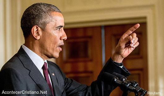 Obama y el acuerdo nuclear con Irán.