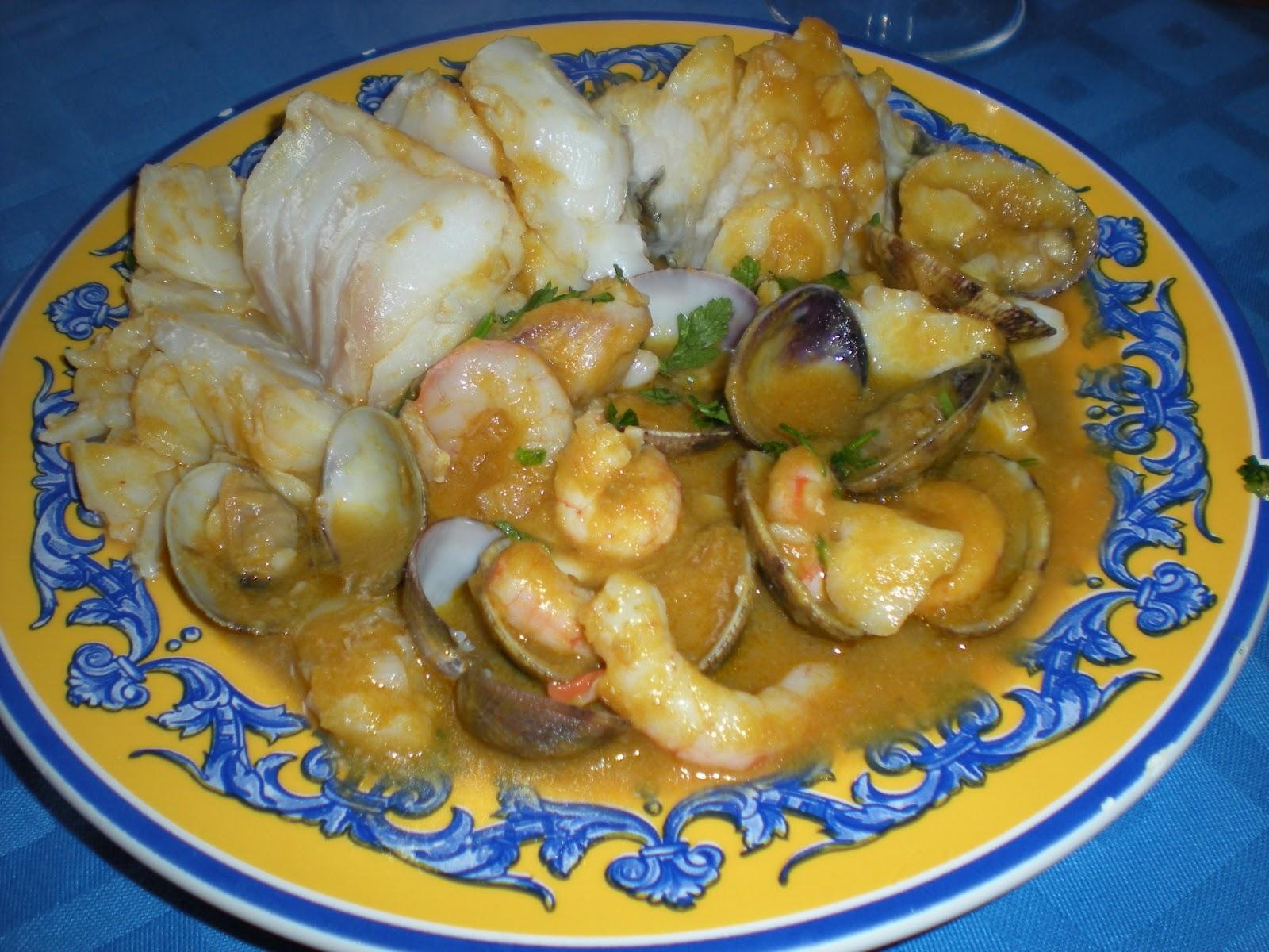 Elrincondeatalaya2 bacalao fresco en salsa marinera for Hacer salsa marinera