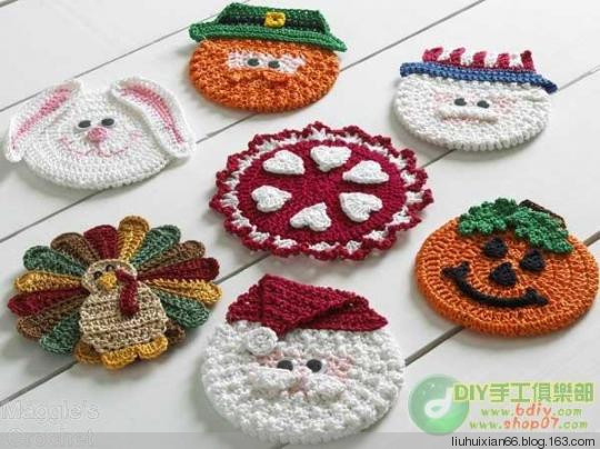 ... : Crochet Home Decor Ideas-Interior Decorating with Crochet Items