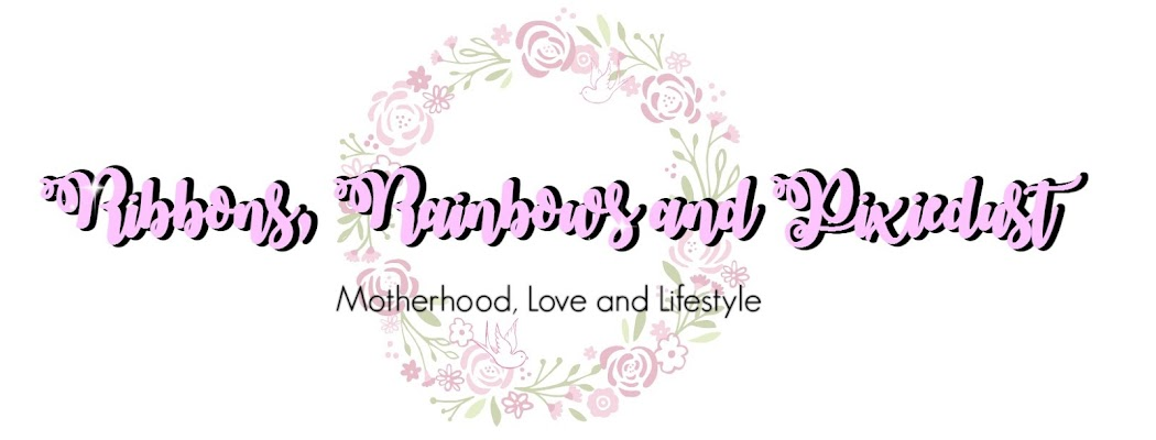Ribbons, Rainbows and PixieDust - SG Beauty & Lifestyle Mummy Blog