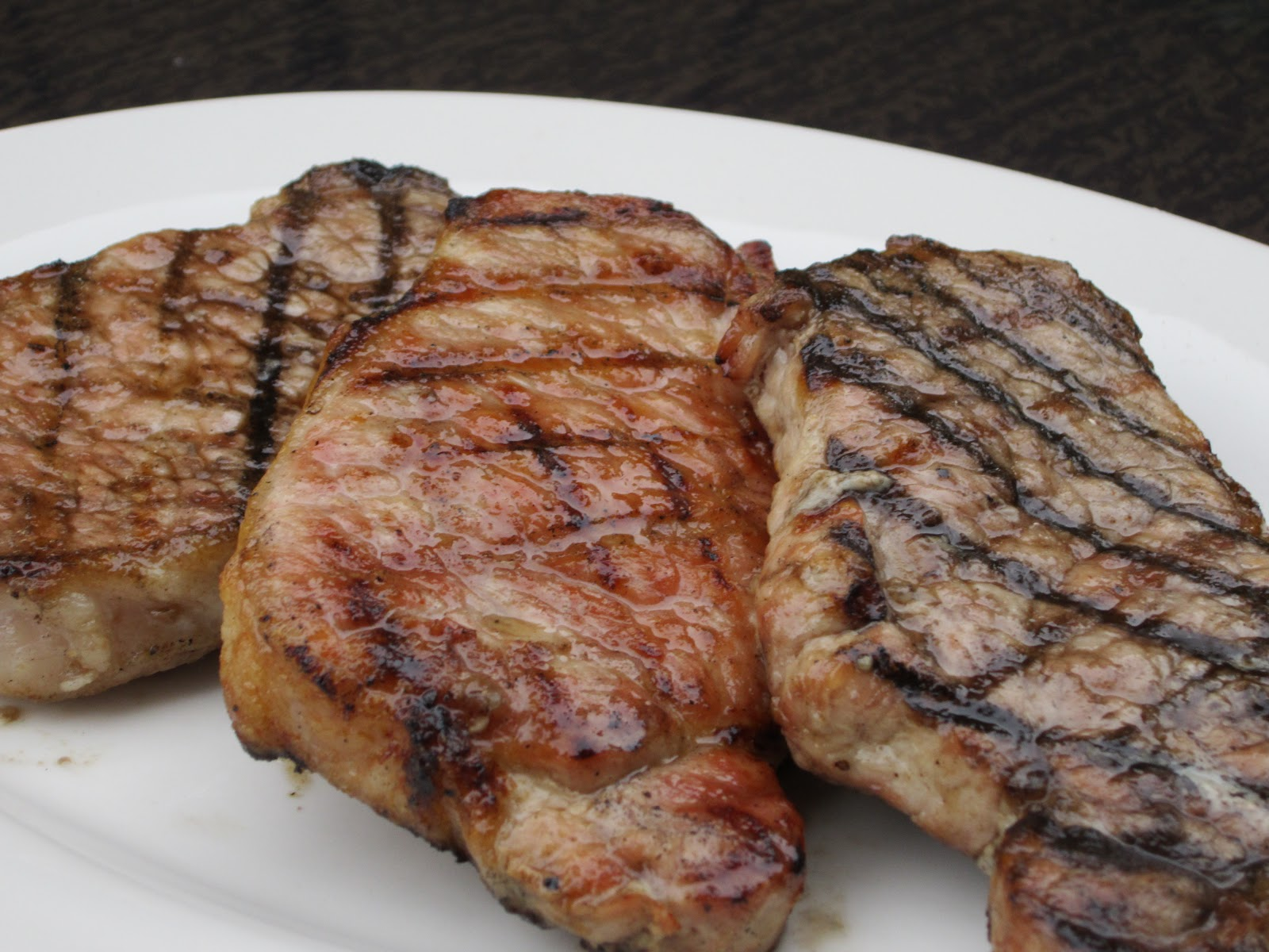 Grilled Steak With Kimchi Butter Recipe — Dishmaps