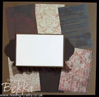 Great Scrapbook Page by Bekka www.feeling-crafty.co.uk