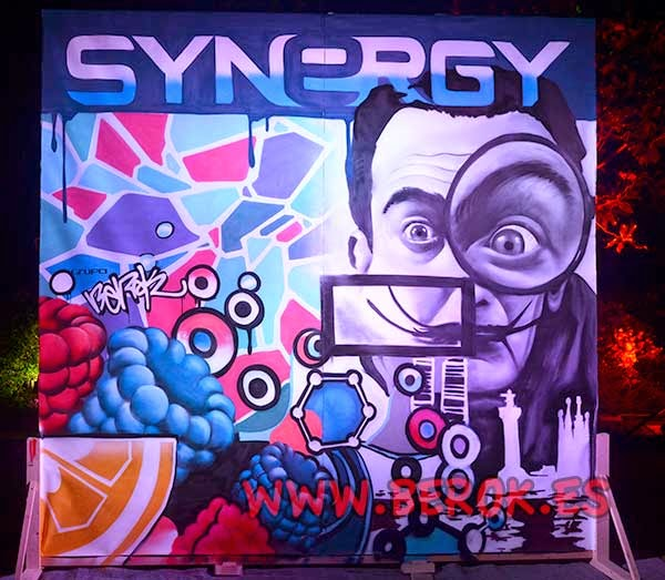 Graffiti Dali Synergy