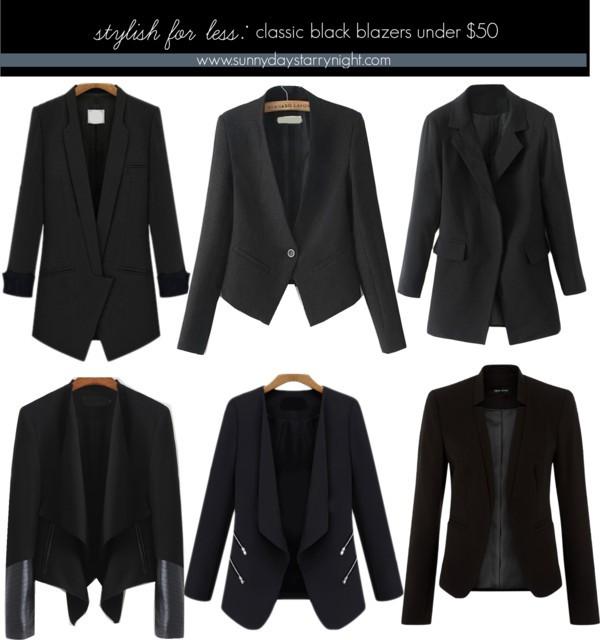blazers under $50