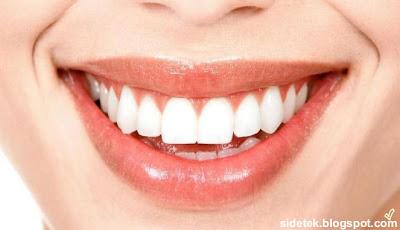 Tips Cara Memutihkan Gigi Alami
