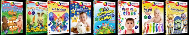 education DVDs for kids