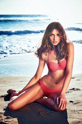 Andreea Diaconu hot sexy bikini models