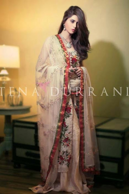 Winter Formals Collection 2013-2014 For Women By Tena Durrani