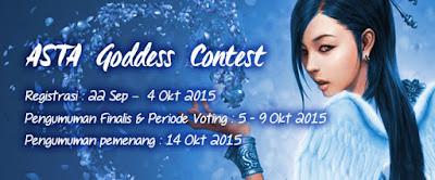 Launching MMORPG Terbaru - ASTA Online, Qeon Gelar Event ASTA Goddess Contest