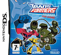Transformers Animated: The Game – NDS
