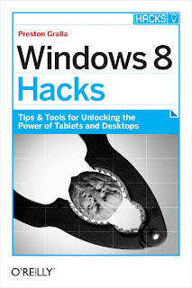 Windows 8 Hacks Books Review