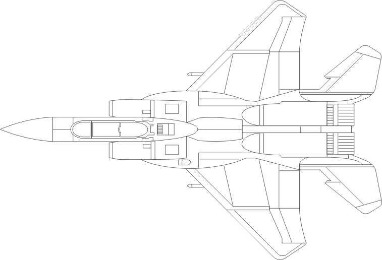 Aviones de guerra para dibujar - Imagui