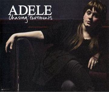 adele chasing pavements Big and Beautiful : Adele