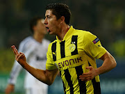 Playing for Borussia Dortmund, Lewandowski has proved for two consecutive . (lewandowski)