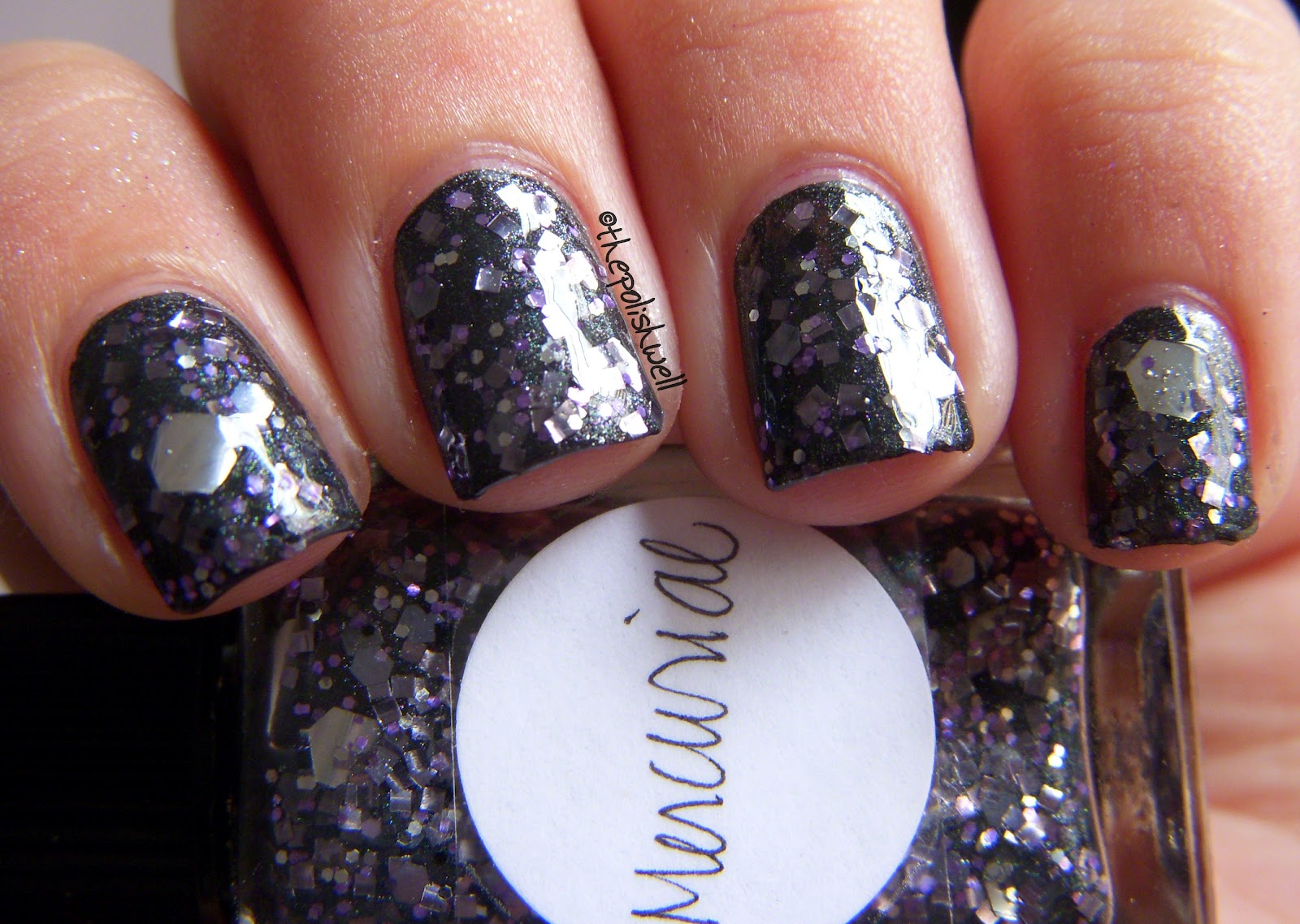 The Polish Well: Lynnderella: Mercurial