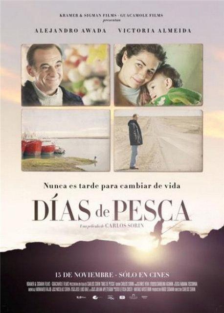 Ver Dias De Pesca (2012) Online