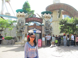 Seoul Lotte World Atlantis Adventure