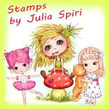 Stamps by Julia Spiri