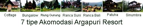 Hotel Argapuri Ciwidey