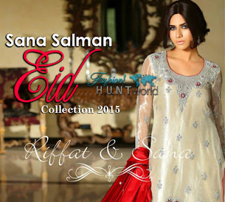 Sana Salman Eid-Ul-Fitr Collection 2015-2016