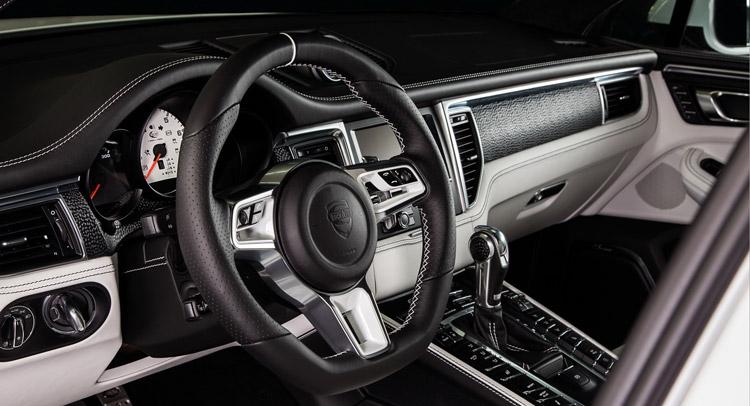 Techart Wants To Customize Your Porsche Macan Interior