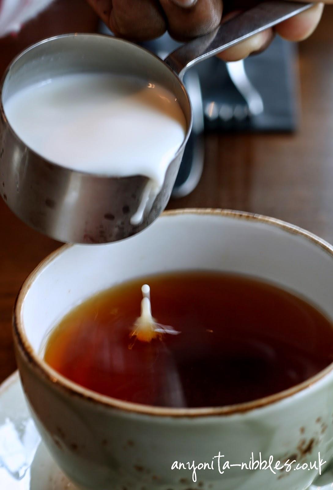 I like my tea very milky | Anyonita-nibbles.co.uk