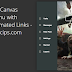 Memasang Widget Menu Keren di Sidebar Blog