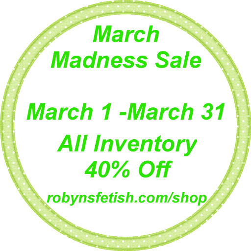 Robyn's Fetish Sale