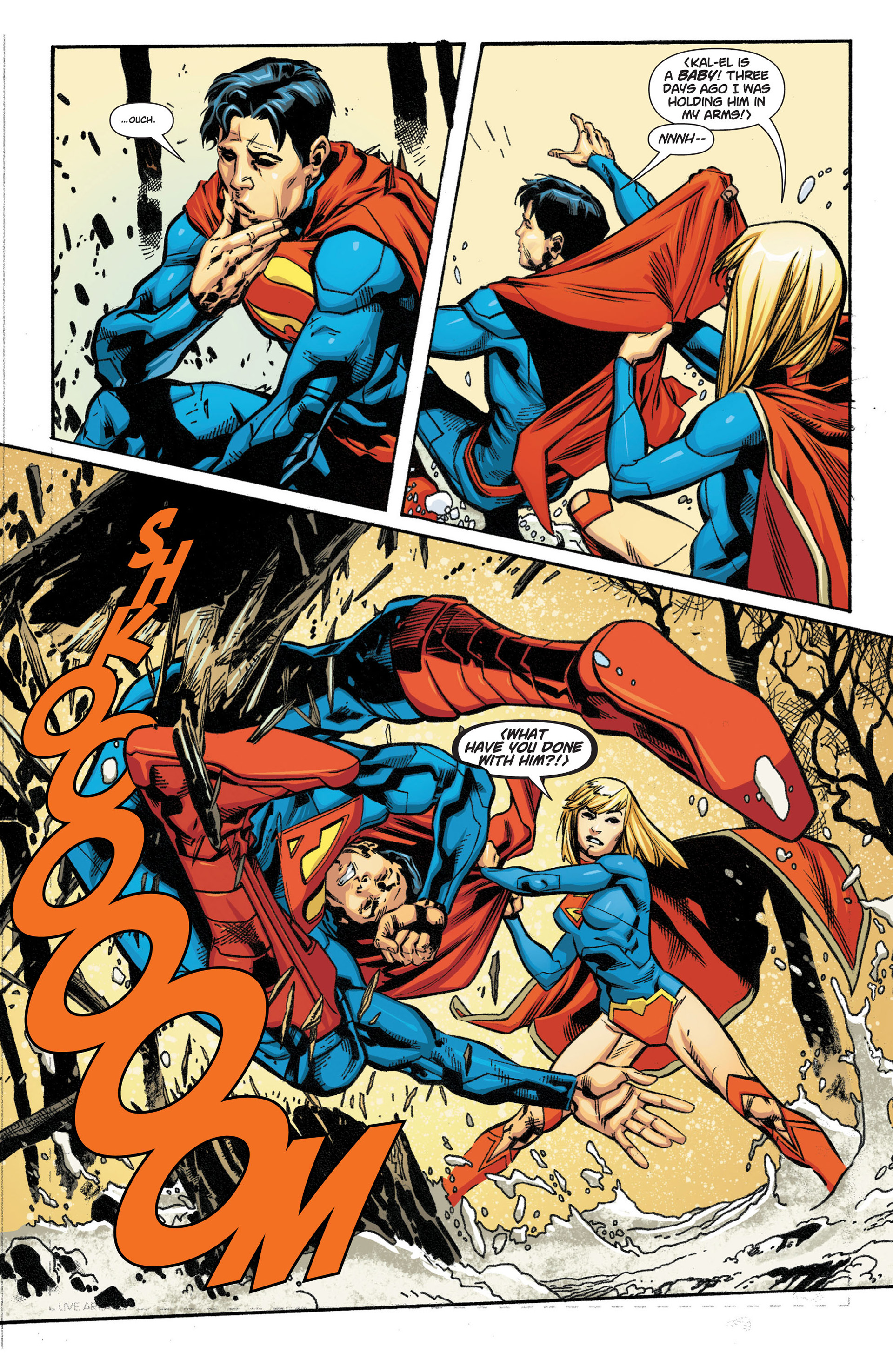 Supergirl (2011) Issue #2 #4 - English 7