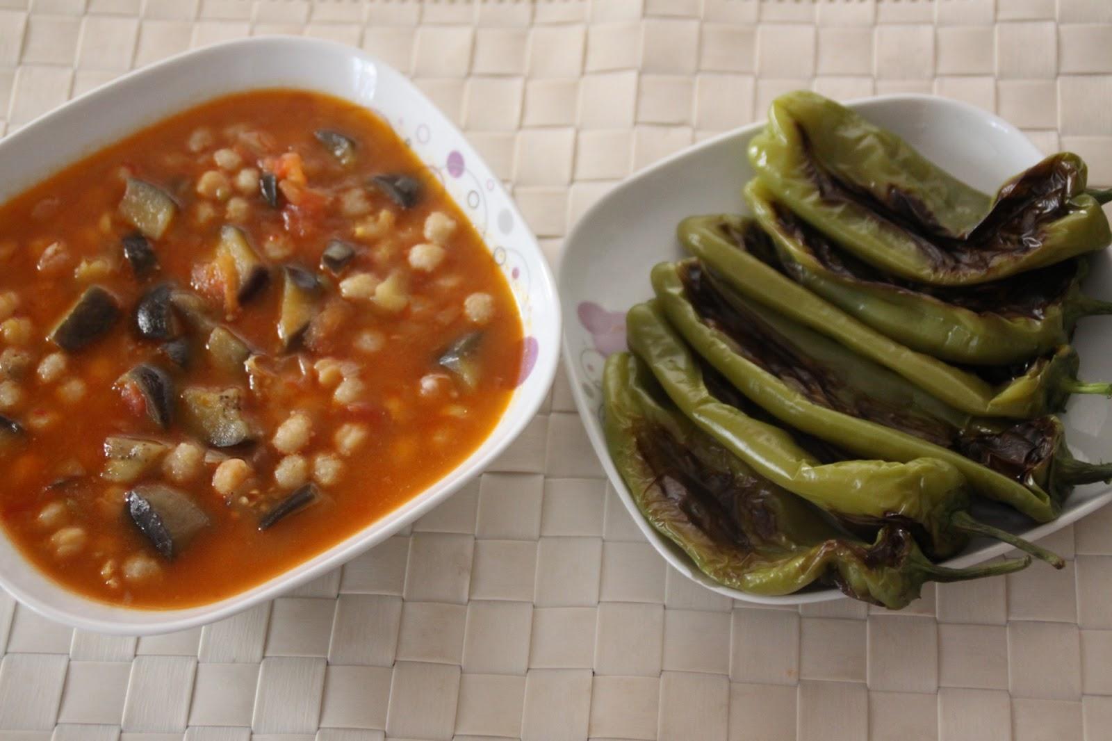 Nohutlu Ve Köfteli Patlıcan Tarifi