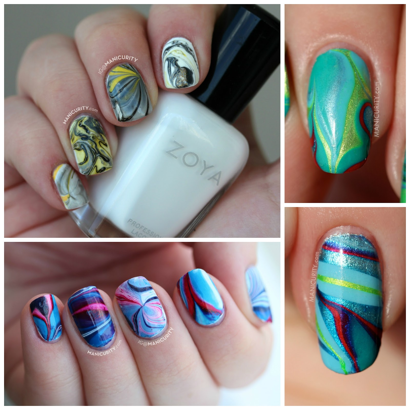 The Seven Deadly Sins of Beauty: Sloth - what product are you too lazy to apply? what nail art technique are you too lazy to do?   Manicurity.com