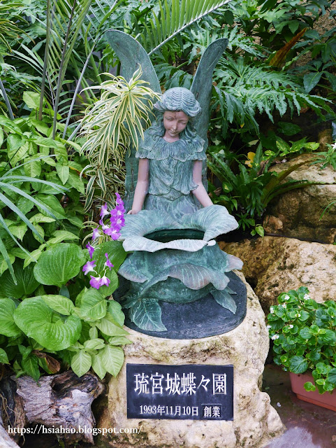 沖繩-琉宮城蝴蝶園-琉宮城蝶々園-景點-自由行-旅遊-旅行-okinawa-ocean-expo-park