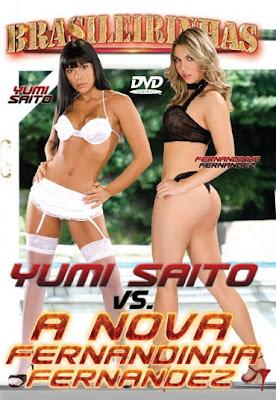 Brasileirinhas - Yumi Saito Vs. A Nova Fernandinha Fernandez - (+18)