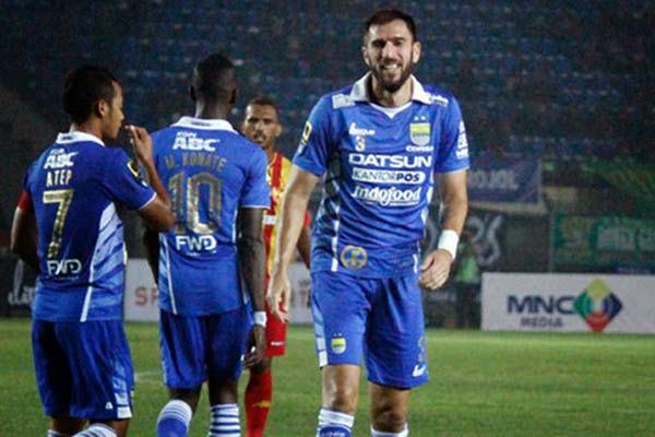 Prediksi Skor Terkini Persib Bandung vs Kitchee FC 27 Mei 2015