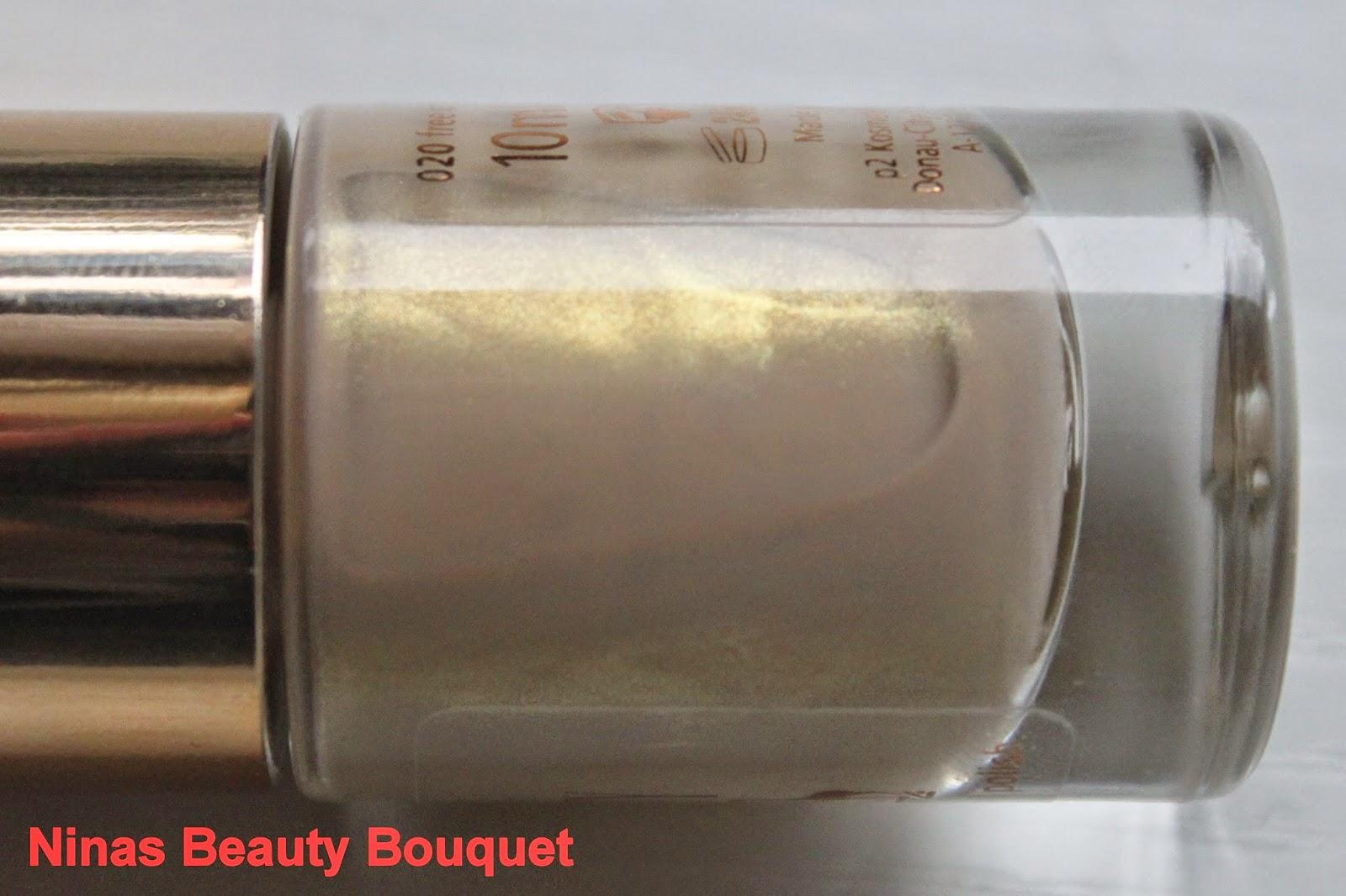 P2 LE Beauty goes Safari Nagellack 020 free of bonds  [Review]