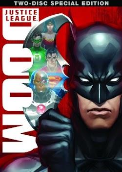 Những Siêu Nhân Công Lý - Justice League Doom (2012) Poster