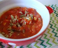 Molho de Tomate Rápido (vegana)