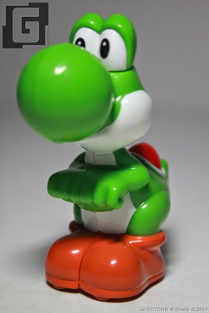 GeekMatic Happy Meal Spotlight Super Mario 3D World