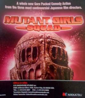 Mutant Girls 2010