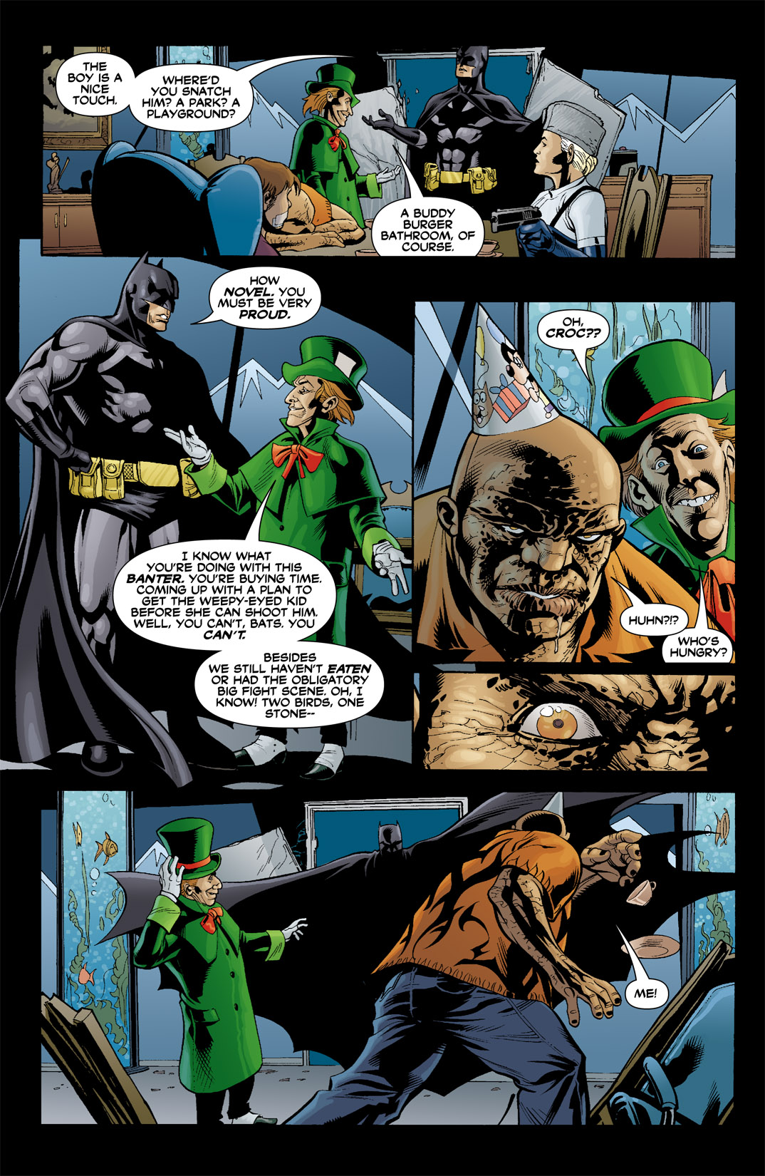 Detective Comics (1937) Issue #800 Page 21