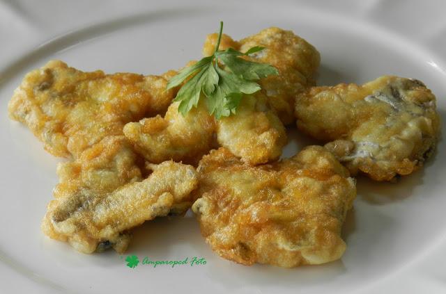 Cocinando en casa cocochas de merluza rebozadas for Cocinar cocochas de bacalao