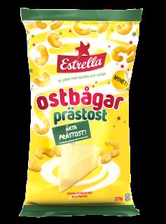 Estrellas ostbågar prästost