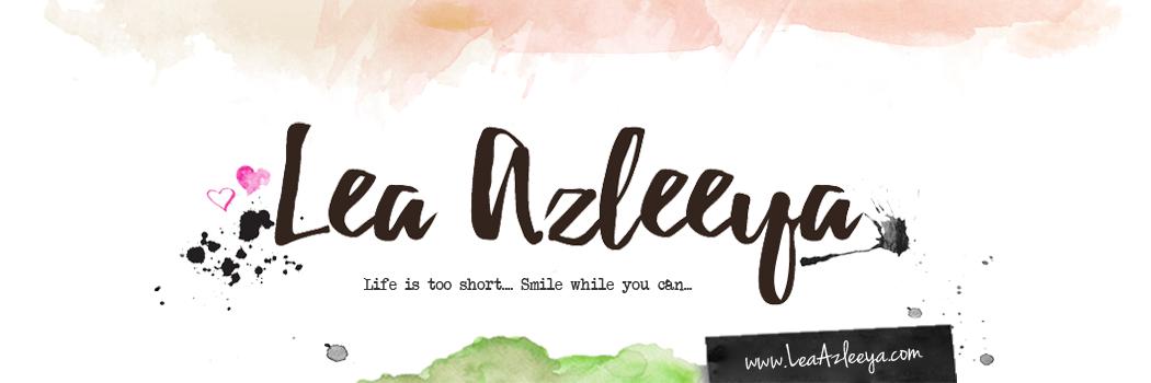 Lea Azleeya | Malaysia Blogger & Lifestyle Blog