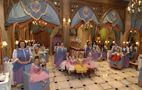 Bibbidi Bobbidi Boutique, Magic Kingdom, Disney