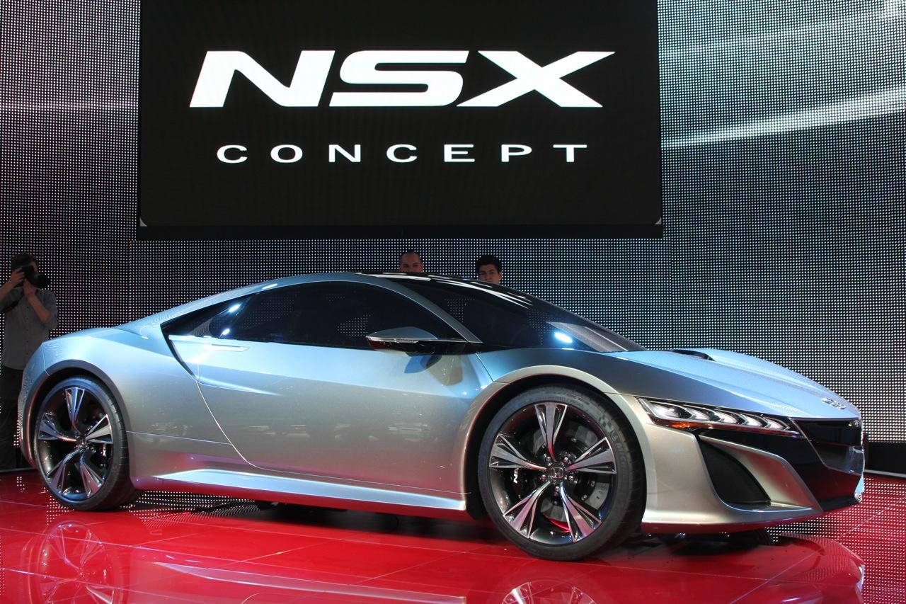 The Sportscar Future From Honda And Infinity In Geneva