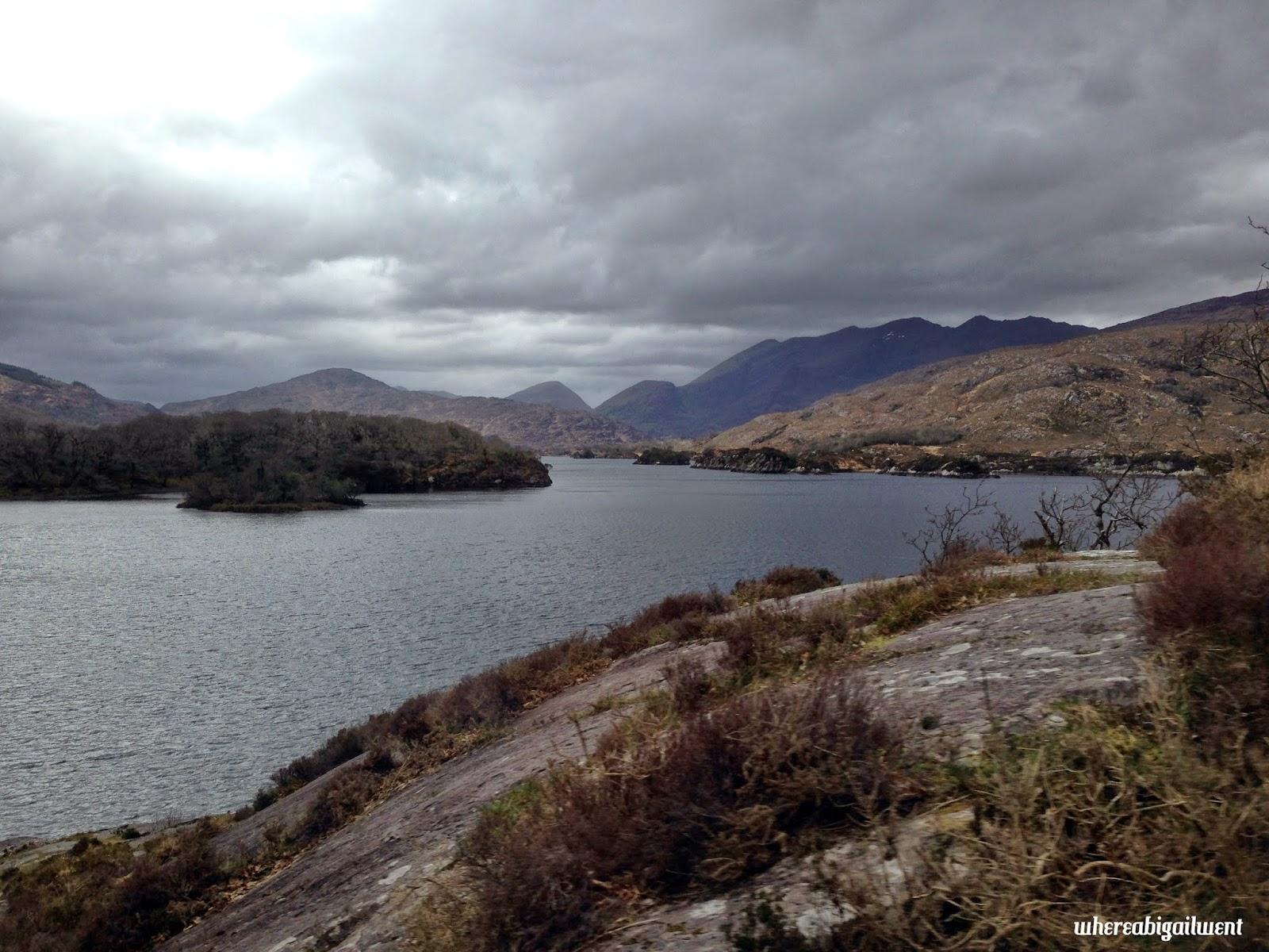 No boating in the Lakes of Killarney